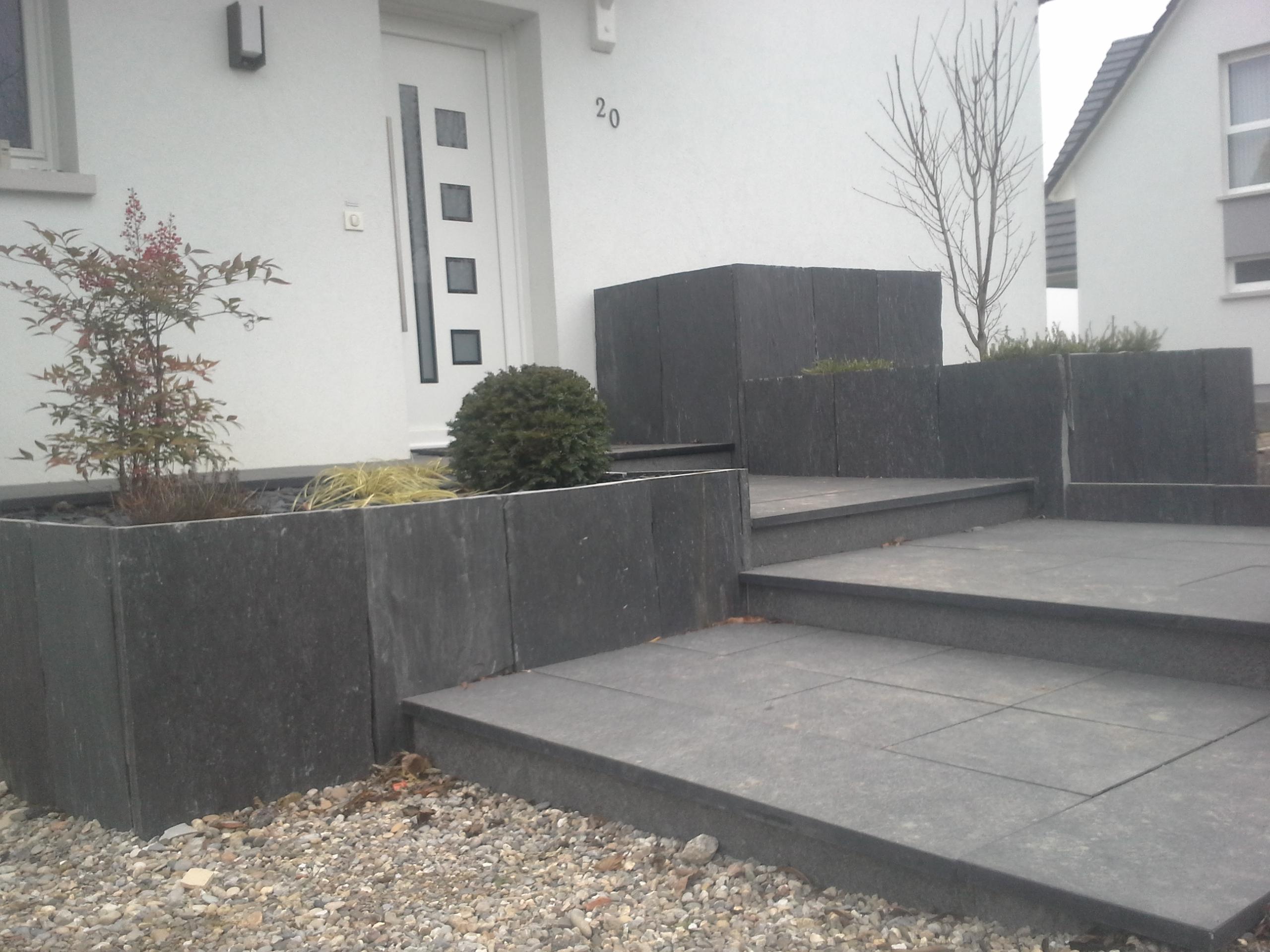 Ardoise et Granit Noir