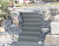 escalier-granit-noir